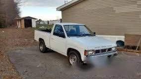 Nissan Hardbody 1998 Diesel Manual White