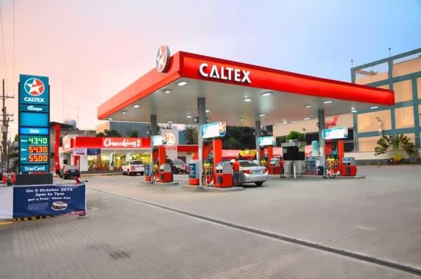 Caltex stations