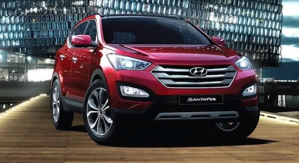 A Hyundai car