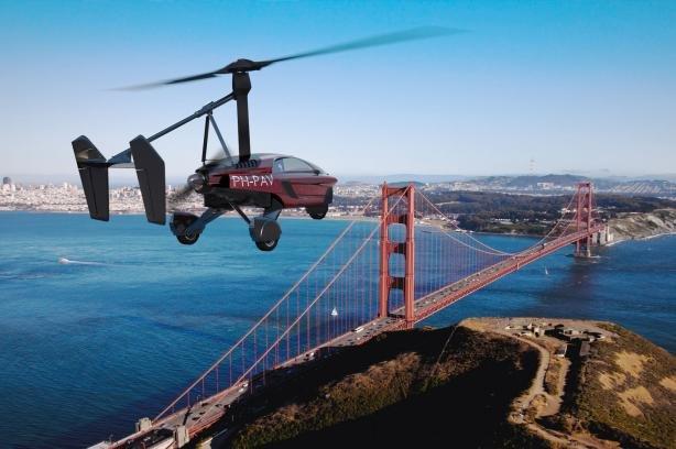 PAL-V Liberty flying car