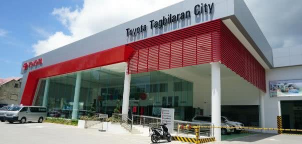 Toyota dealerships