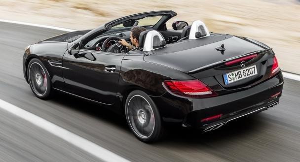 Mercedes-Benz SLC 180