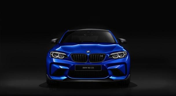 BMW M2 CS front view