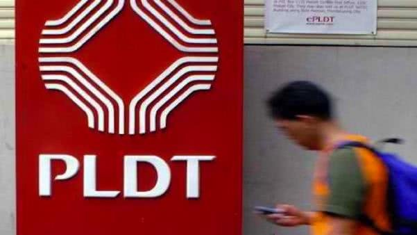 PLDT logo sign