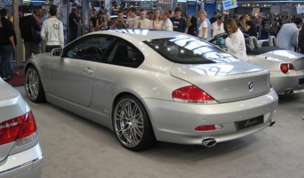 bmw car angular rear
