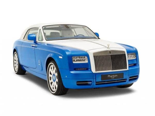 Rolls-Royce's Phantom Coupe