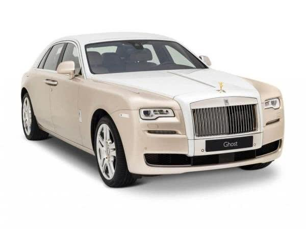 Rolls-Royce's Ghost sedan