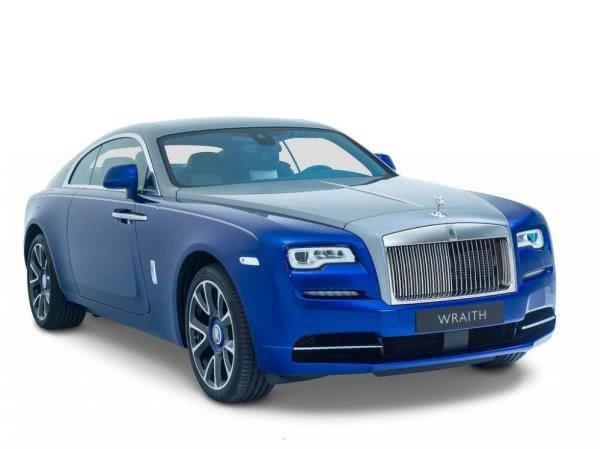 Rolls Royce's Wraith