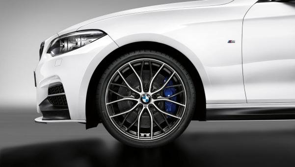 M240i M Performance Edition 19-inch lightweight alloy wheels