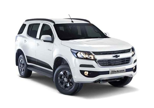 2017 Chevrolet Trailblazer Black Edition launched in the Philippines
