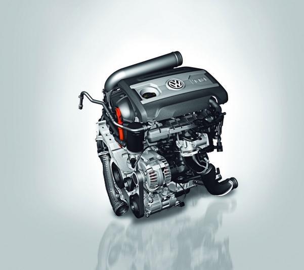 2.0-liter TSI engine