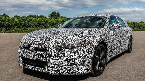 2018 Honda Accord spy photos