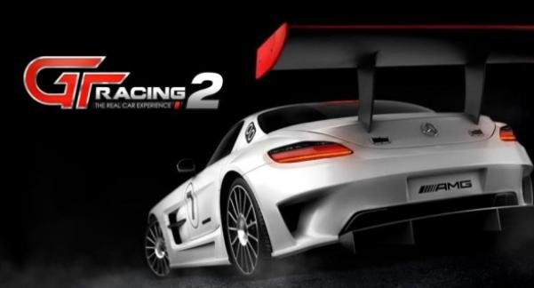 Poster of the GT Racing 2: The Real Car Experience racing game