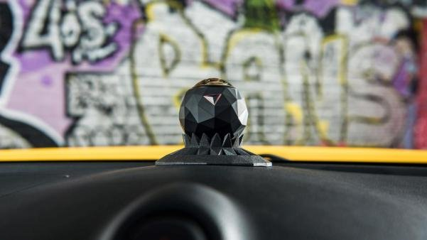 360-degree camera named JukeCam of the Nissan Juke Envy