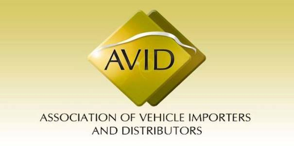 Logo of the Association of Vehicle Importers and Distributors