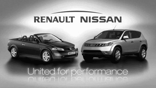 Renault-Nissan cars