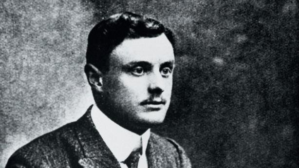 portrait of Charles Rolls