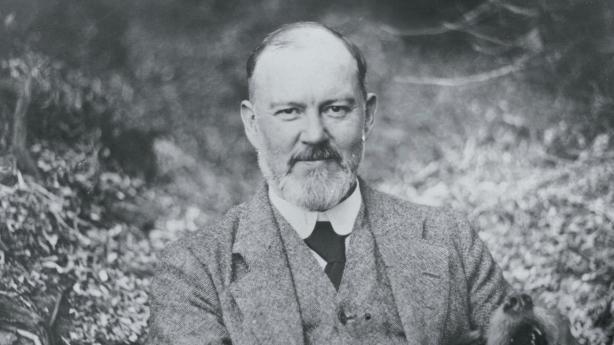portrait of Henry Royce