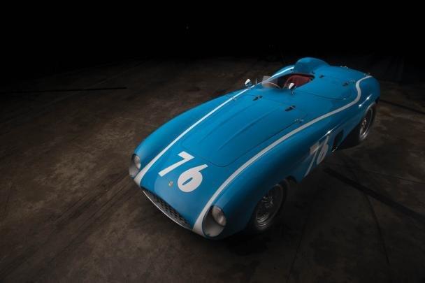 '55 121 LM Spider