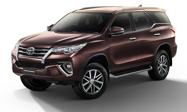 Toyota Has Refreshed Its Pickup Based SUV Fortuner With Numerous  Significant Upgrades