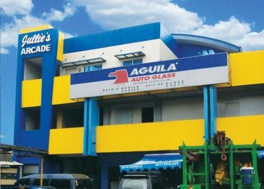 Aguila Auto Glass in San Fernando, Pampanga