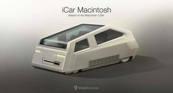 Apple autonomous shuttle concept