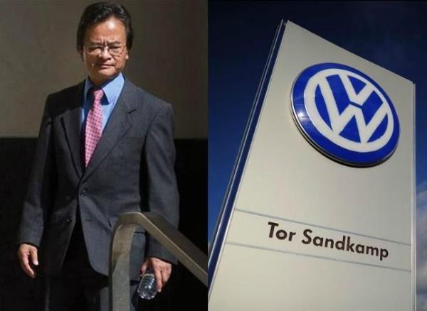 James Liang - Volkswagen's Head of Diesel Competence