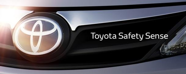 the Toyota Safety Sense