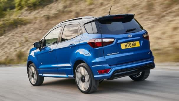 Ford Ecosport 2018 Review Price Specs Performance Release Date