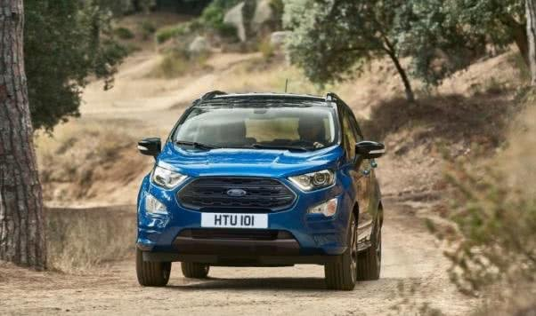 The Facelifted Ecosport Is Produced At Ford Craiova Plant In Romania And It Is Reported To Hit Both Chinese And European Dealers Later This Year