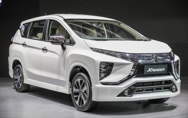 Marvel At Mitsubishi Expander With Nissan X Trail Pieces