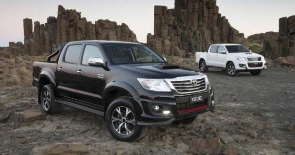 Toyota Hilux models