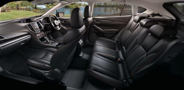 Subaru XV 2018 Interior