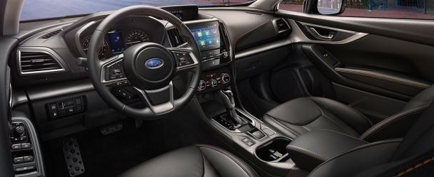 Subaru XV 2018 driving cabin