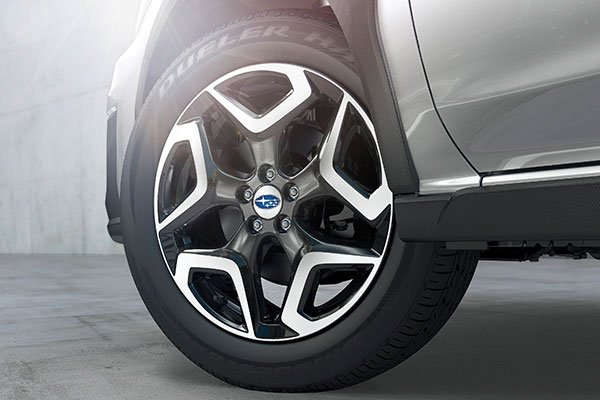Subaru XV 2018 alloy wheels