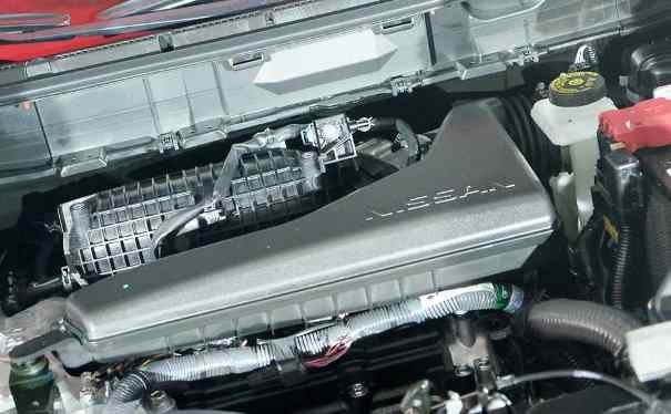 Nissan X-Trail 2018's engine