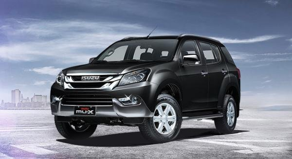 Isuzu MU-X 2018 Philippines: Review, Price, Specs, Updated ...