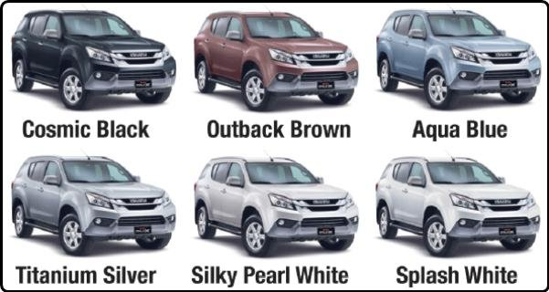 Isuzu Mux 2018 Price Philippines >> Isuzu MU-X 2018 Philippines: Review, Price, Specs, Updated engine, New features, & Performance