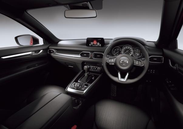 Mazda CX-8 2018 interior
