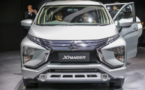 Mitsubishi Expander 2018 Record Breaking In Indonesian Market