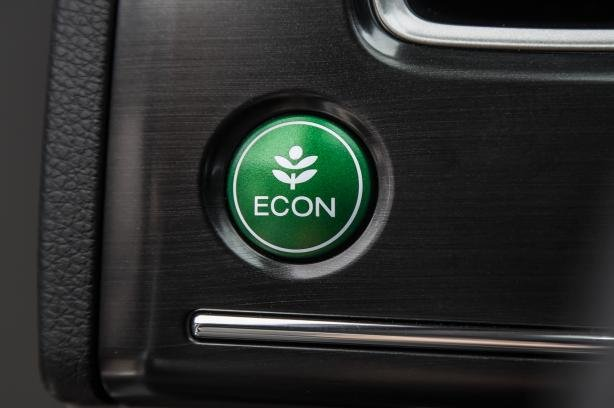 Honda City 1.5 VX Navi 2018 ECON mode button