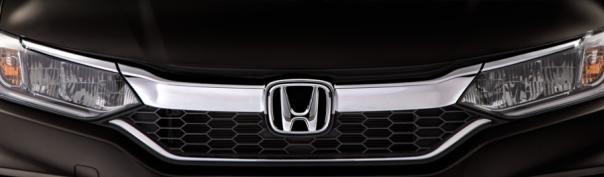 Honda City 2018 front fascia