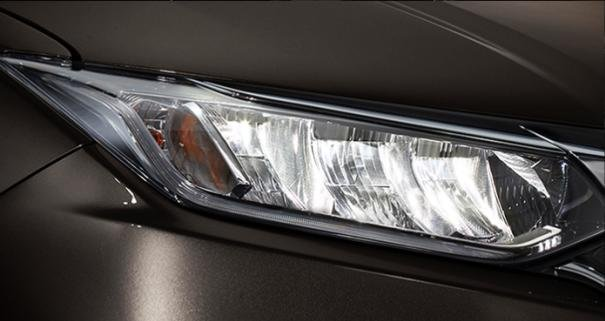 Honda City LED headlight