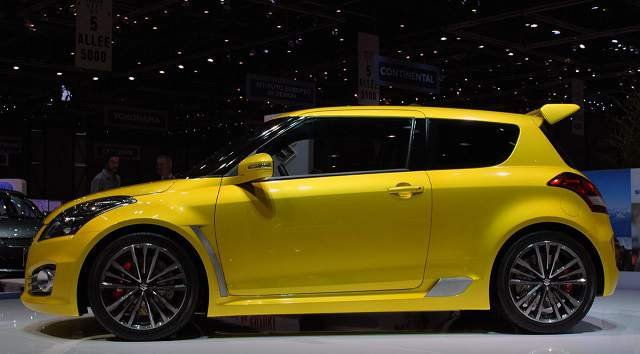 suzuki swift sport 2018 review specs performance interior exterior release date prices. Black Bedroom Furniture Sets. Home Design Ideas