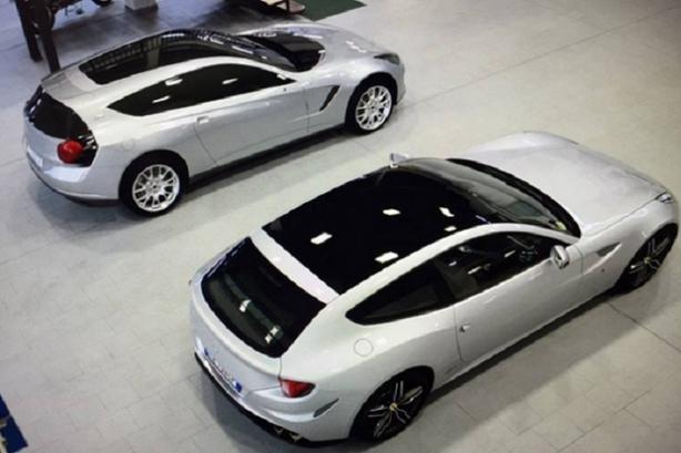 2 Ferrari SUV models