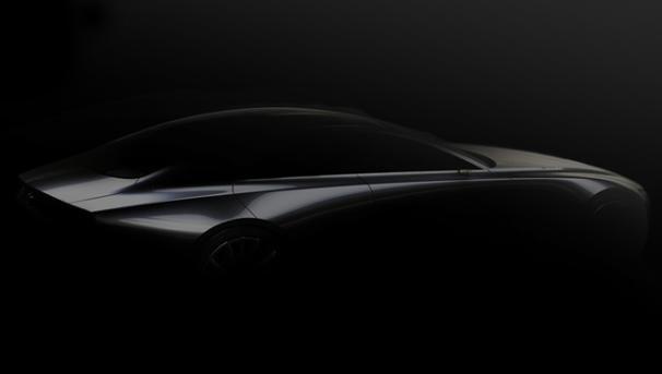 Mazda's next-gen hatchback concept