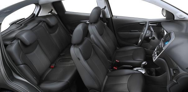 Chevrolet Spark 2018 seats