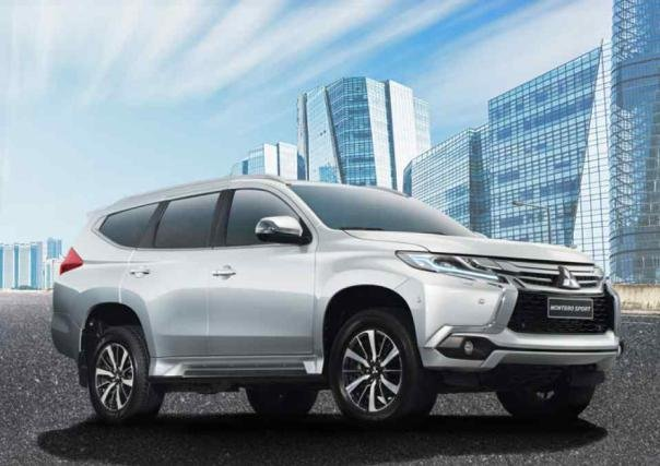 The Upgraded Mitsubishi Montero Sport Gt 2018 Available In