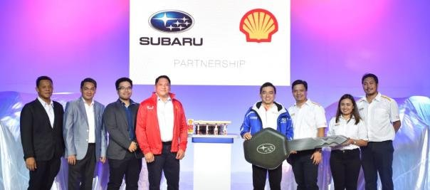 Pilipinas Shell has cooperated with Motor Image Pilipinas, Inc.