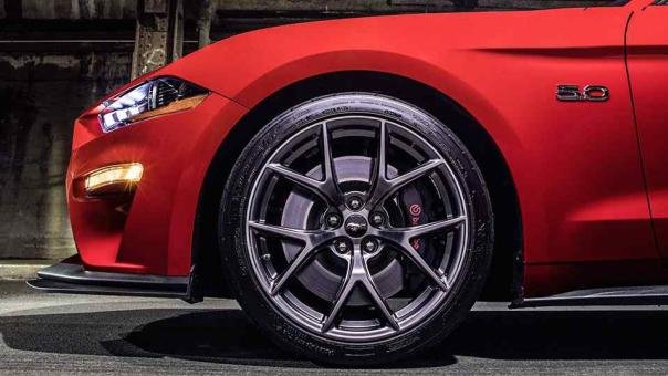 Ford Mustang GT 2018 wheel